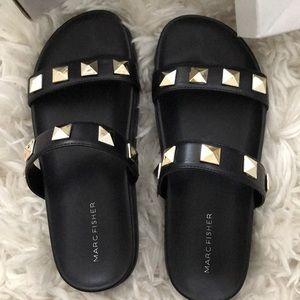 Marc Fisher sandals - worn twice